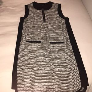 Madewell Dresses - Madewell cotton tweed style shift dress
